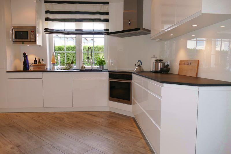 Ansicht Küchenfront